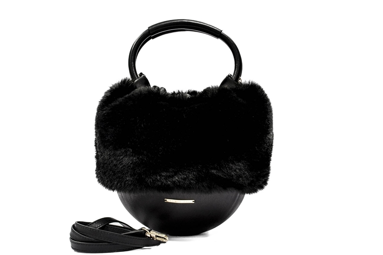 Egg Eco Fur Nero