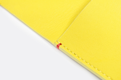 Picture of Anouk Leather Yellow
