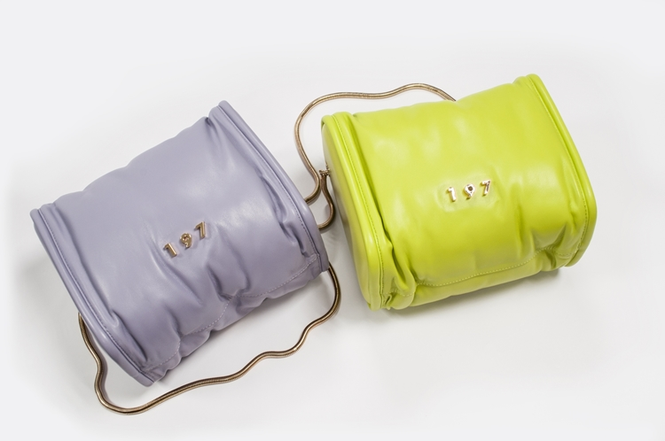 Picture of Squeeze Big Puffa Lilac